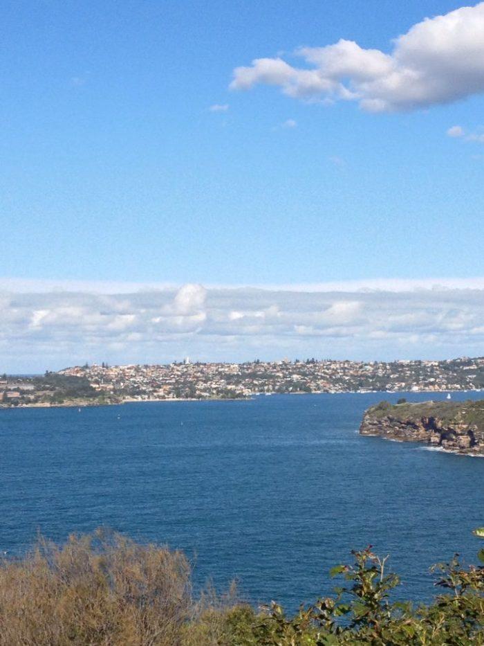 Sydney Harbour in Winter