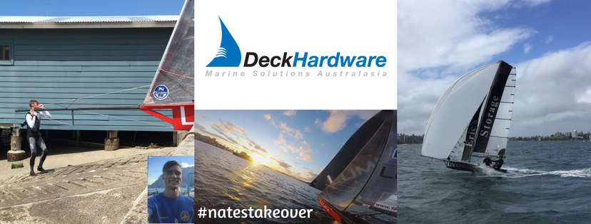 Nathan Edwards takes over DeckHardware social media